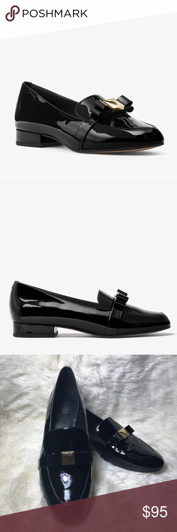 Michael Kors Caroline Patent Leather