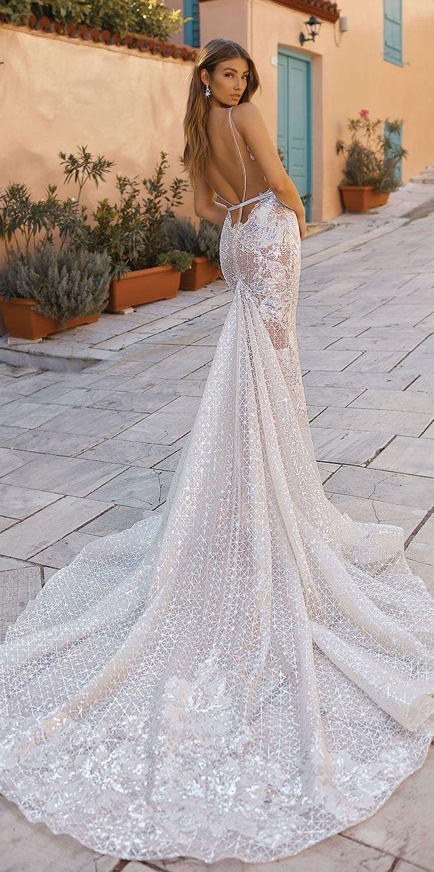 BERTA Wedding Dresses Fall 2019 - Athens Bridal Collection, wedding dresses 2019 , long sleeves wedding dress, mermaid wedding gown #weddingdress #weddinggown #weddingdresses