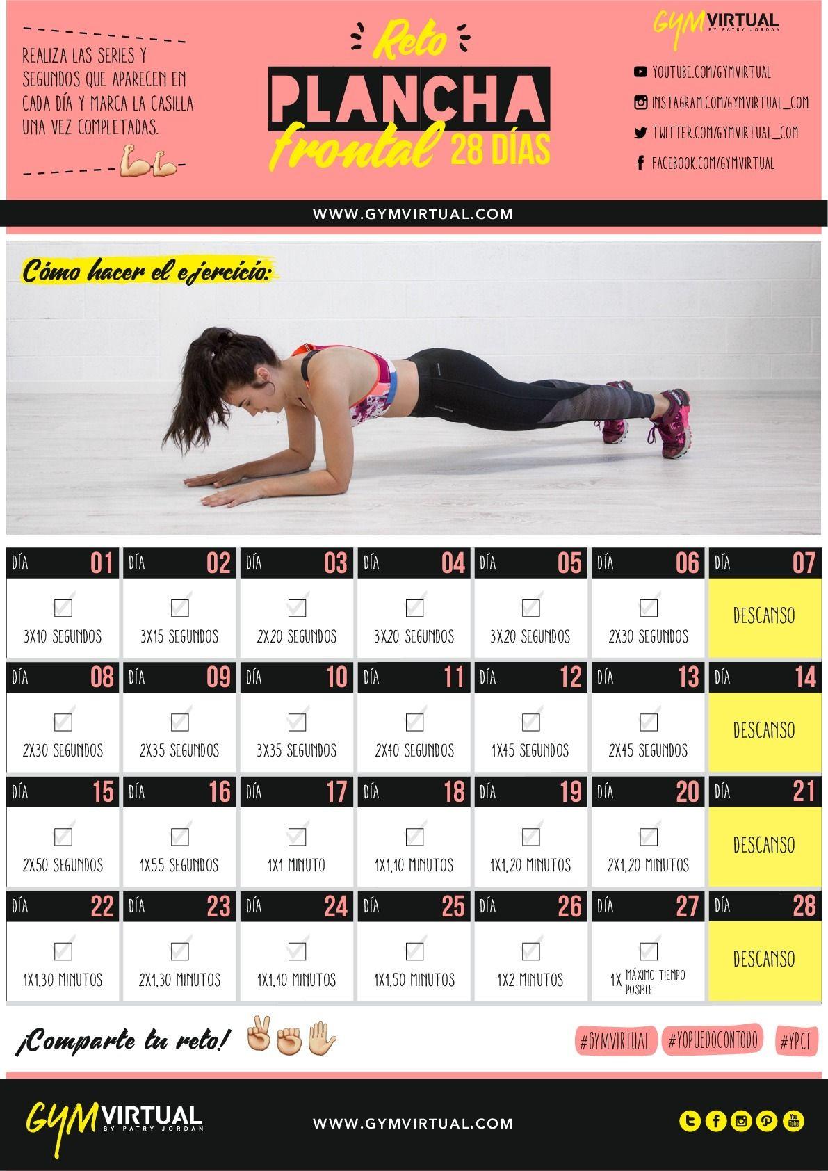 reto de 28 dias para bajar de peso