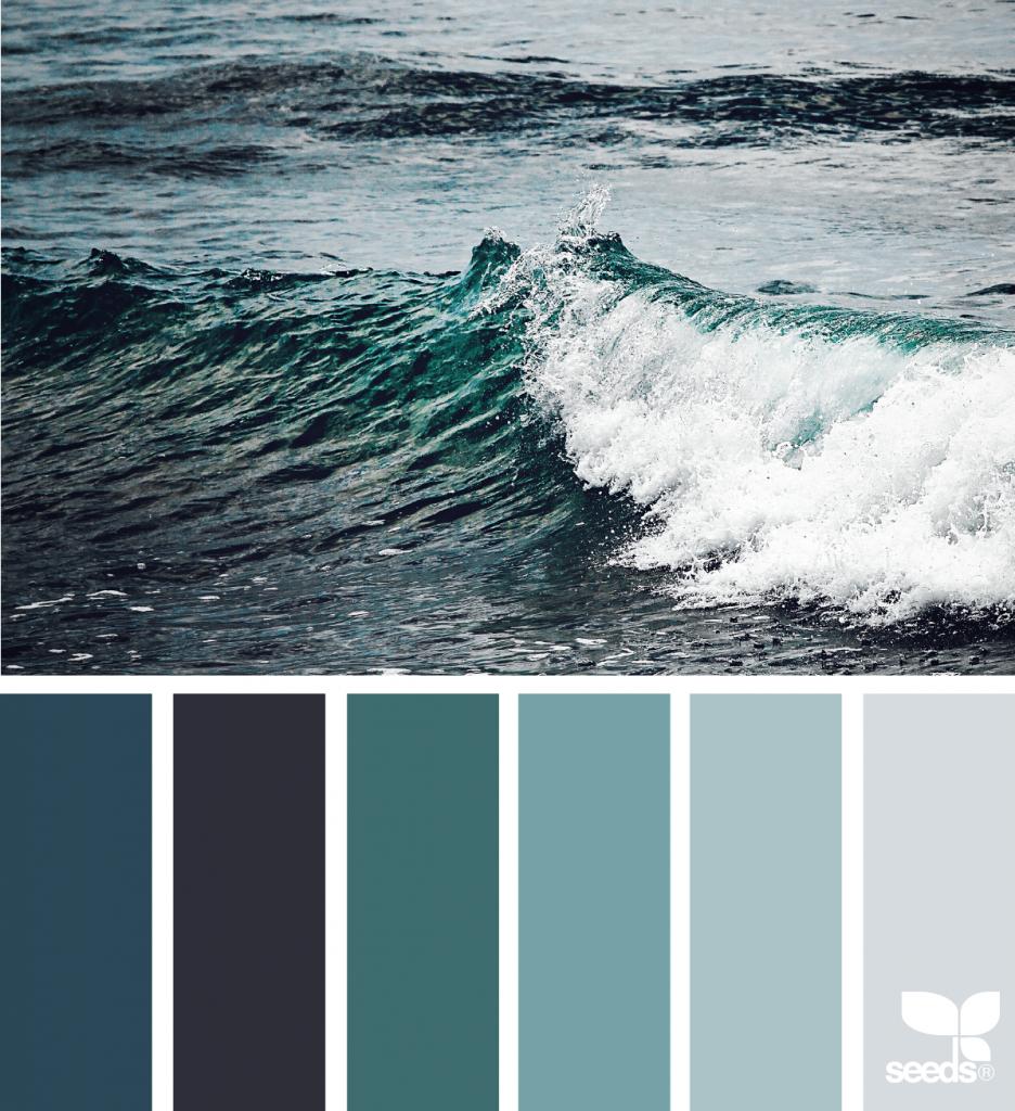 Color Sea | Paletas, Paletas de colores y Piratas