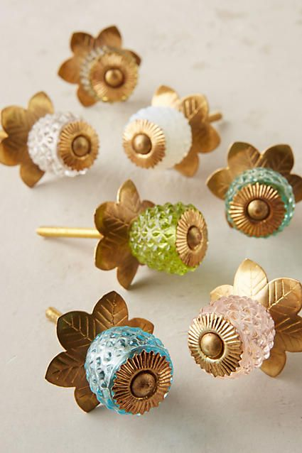 Pineapple Upside-Down Knob | Drawers, Anthropologie and Knobs