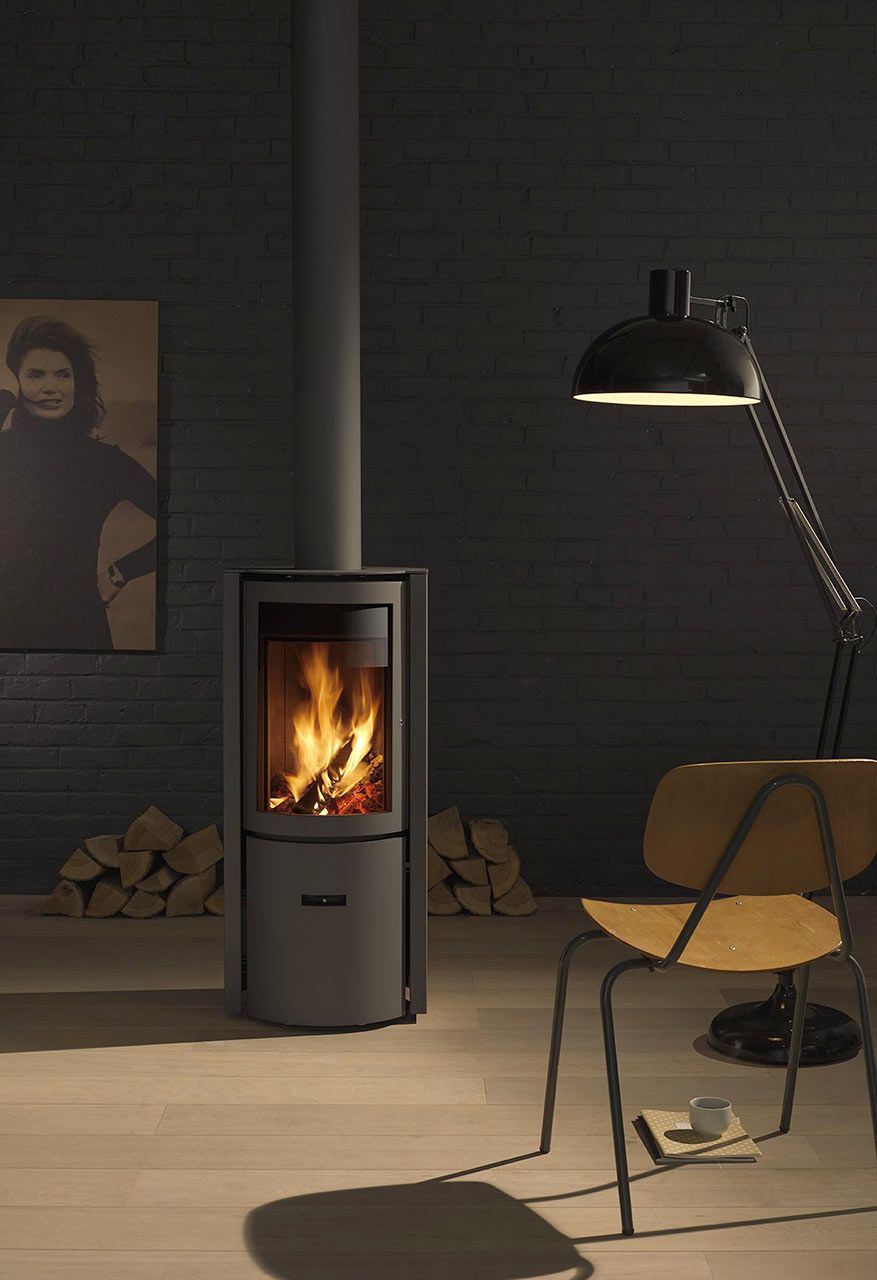 TREND: Pellet stove vs. wood burner | 30-Compact One wood burner, - TREND: Pellet Stove Vs. Wood Burner 30-Compact One Wood Burner