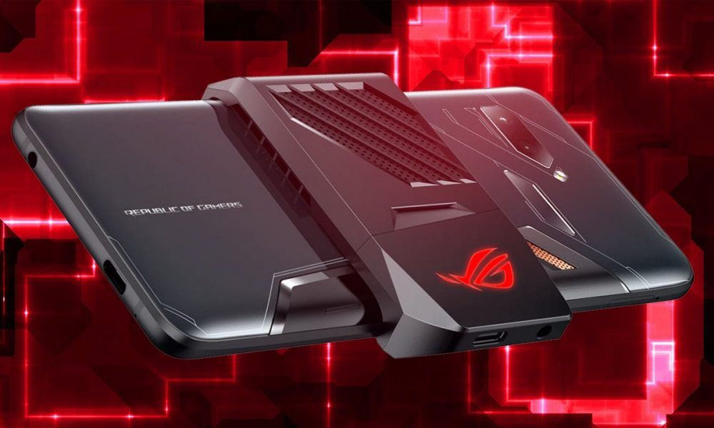 The Best Gaming Smartphone Asus Rog Phone World S First