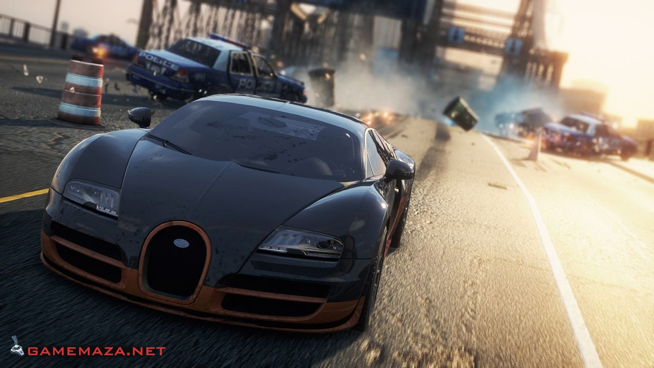 Need For Speed Most Wanted 2012 Free Download Bugatti Veyron
