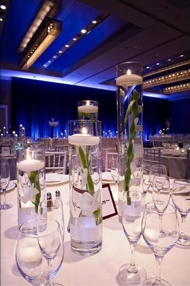 Hotel Arista Wedding Wedding Mandap Wedding Petals Submerged Flower Centerpiece