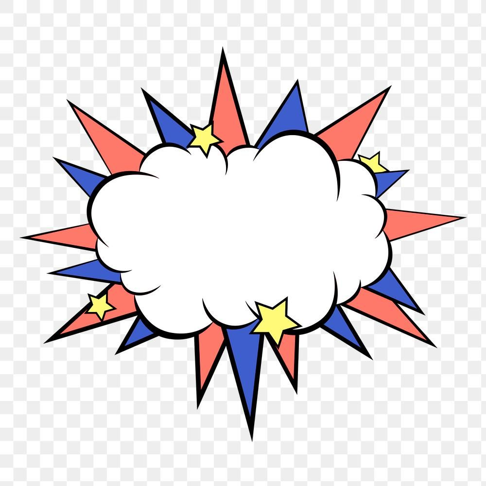 Cloud Cartoon Effect Speech Bubble Design Element Free Image By Rawpixel Com Techi In 2021 Design Element Cartoon Background Newspaper Textures