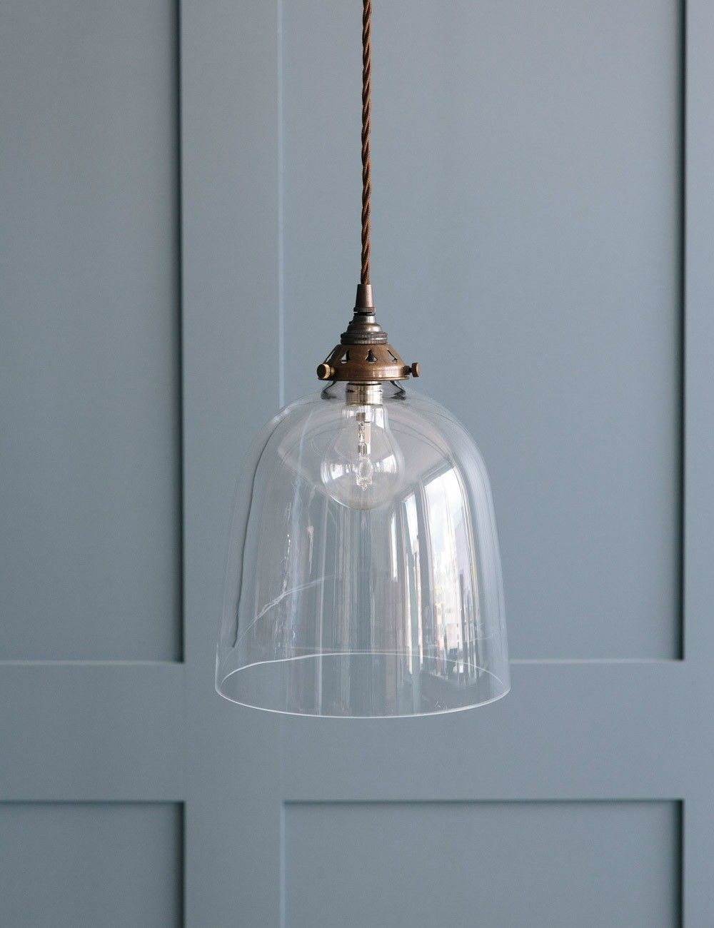 Bell N Gl Pendant Light Small Or Large