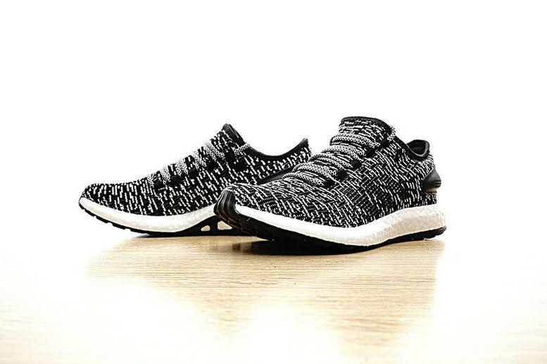 timeless design d0554 3d075 Unisex adidas PureBOOST LTD Running Shoes S80701 Dark Grey Heather Solid  Grey Medium Grey