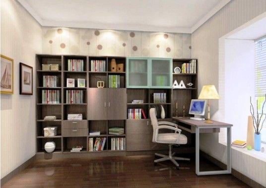 Elegant Cozy Study Room Home Study Rooms Modern Study Rooms