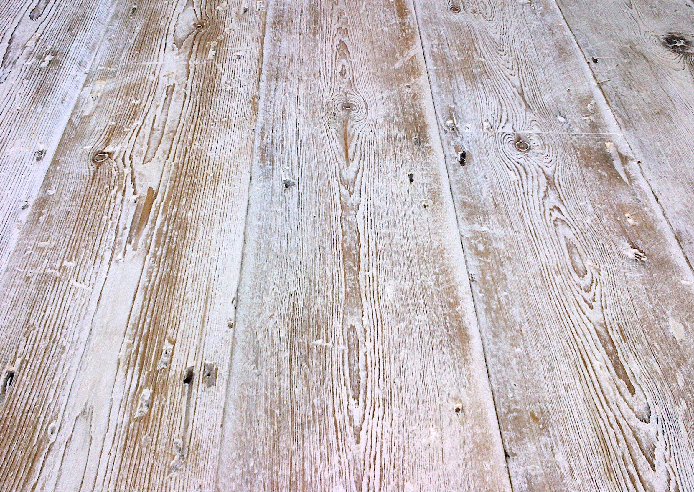 Lime Washed Fleet Street Pine White Wash Wood Floors Painted
