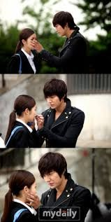 Image result for city hunter lee min ho and park min young