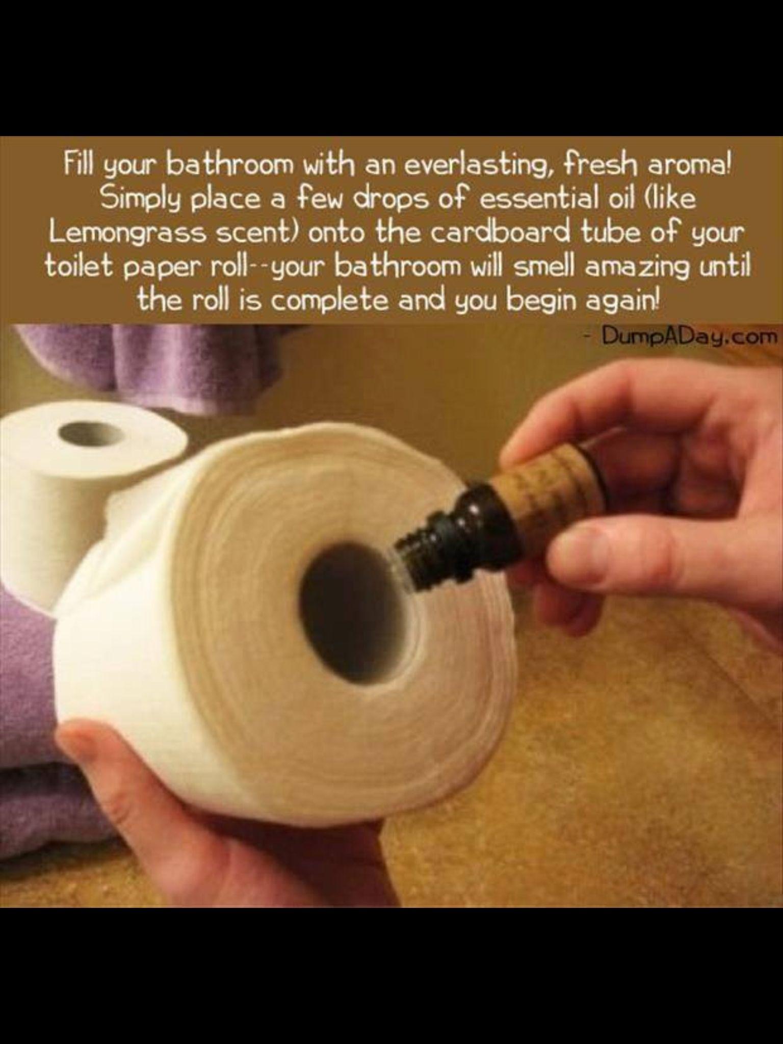 sens bon utile pinterest astuces salle de bain et toilettes. Black Bedroom Furniture Sets. Home Design Ideas