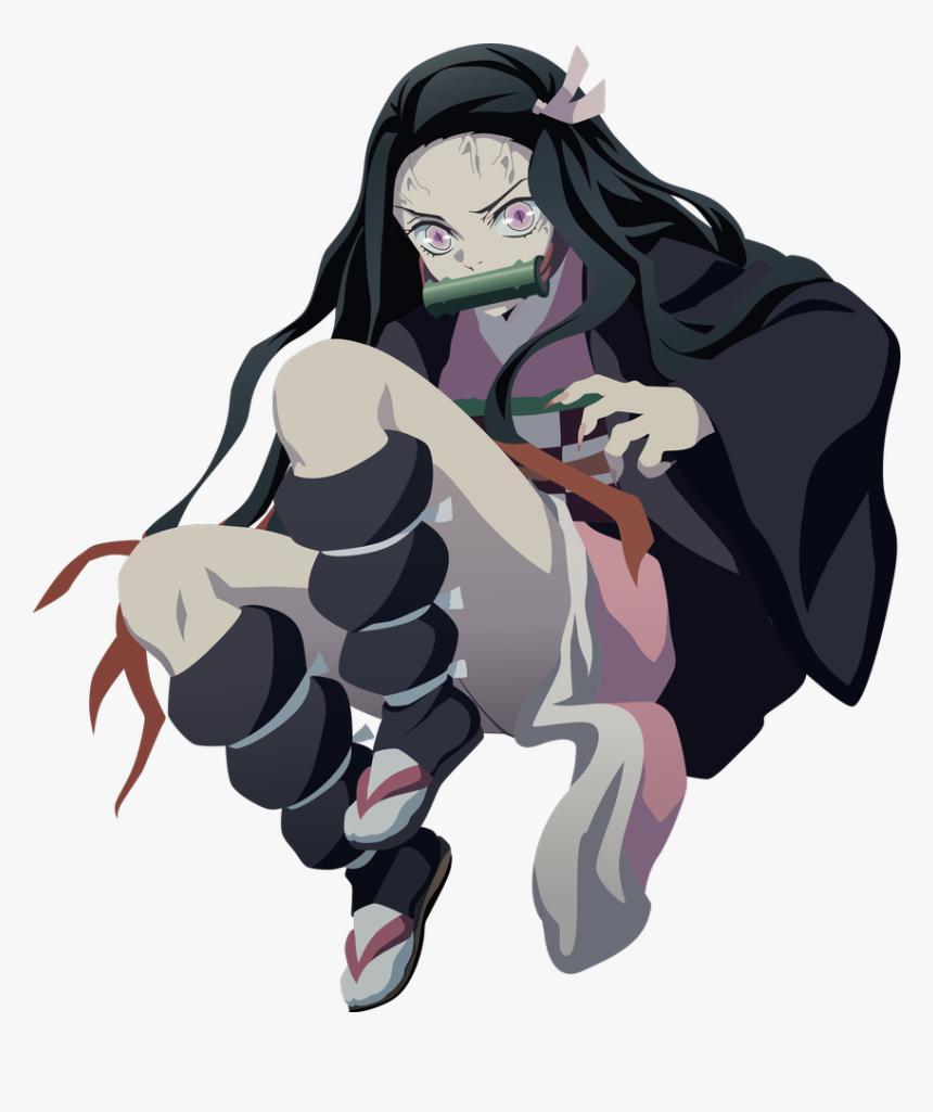 Kimetsunoyaiba Demonslayer Nezuko Tanjiro Tanjirou Demon Slayer Nezuko Nails Hd Png Download Is Free Transparent Cute Anime Chibi Slayer Anime Inspired