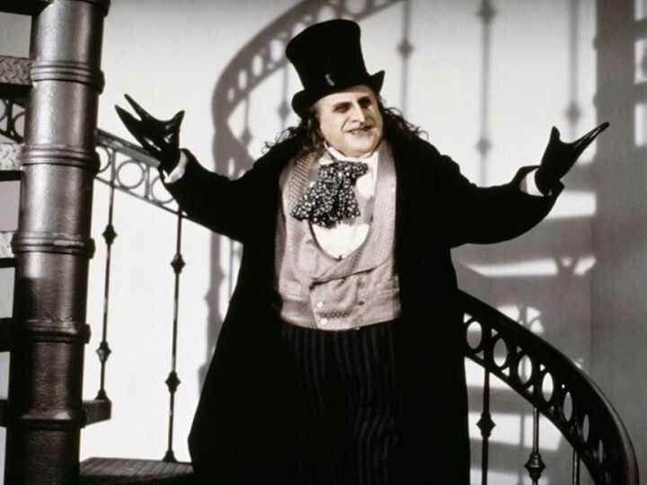 Tim Burton Penguin Batman Returns Batman Tim Burton Batman