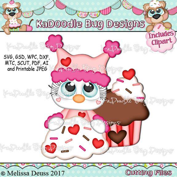 Cutie KaToodles - Valentine Snow Cutie | Dibujos ...
