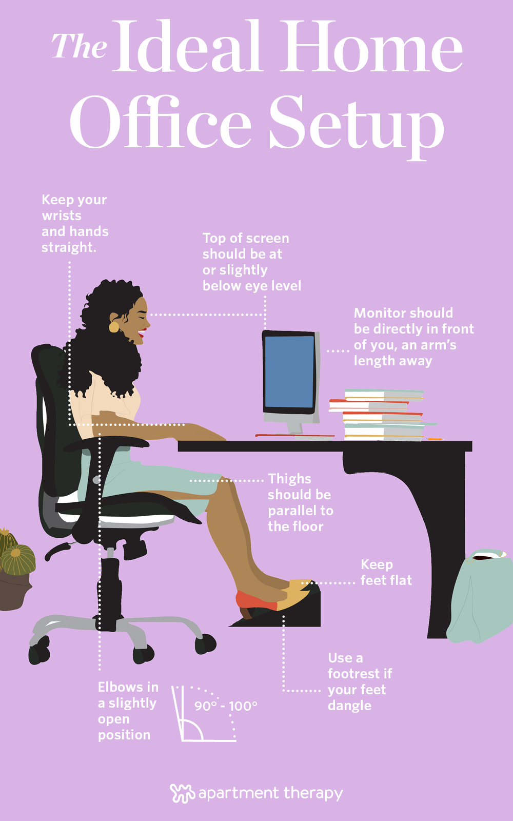 The Home Office Mistake We Keep Seeing Over And Over Again Home Office Setup Office Setup Home Office Chairs