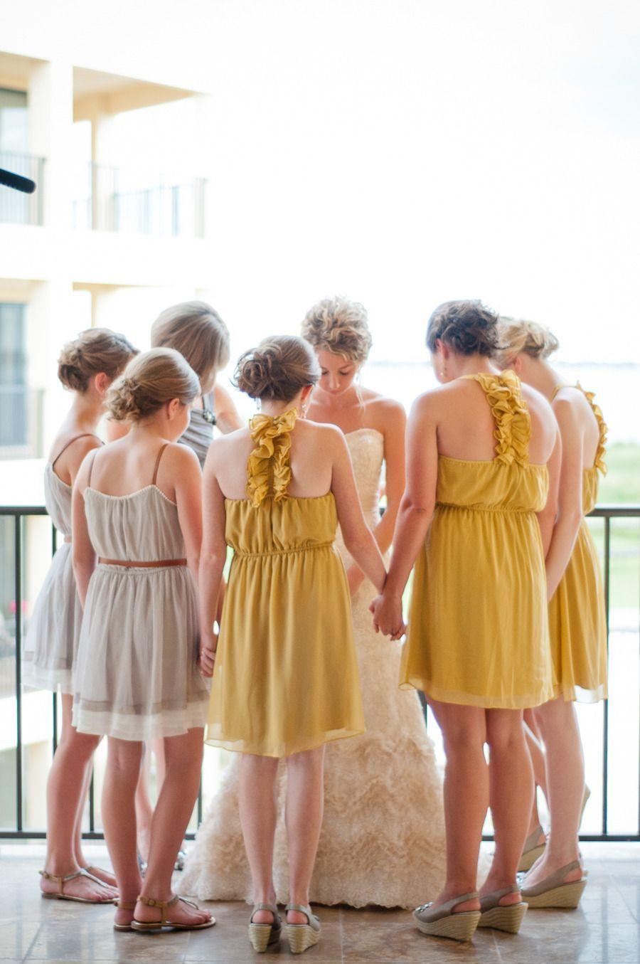Florida Garden Wedding by Caroline Maxcy Photography