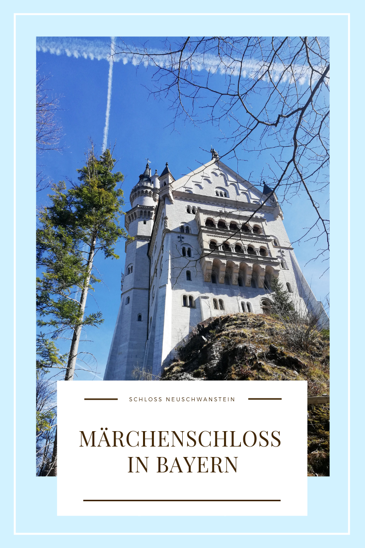 Schloss Neuschwanstein Das Marchenschloss In Bayern Neuschwanstein Schloss Neuschwanstein Marchenschloss