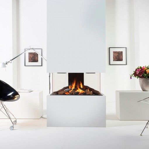 Wanders Danta 800 Gas Atmost Firewood And Services Malta Wood Stove Modern Living Room Entertainment Modern Fireplace