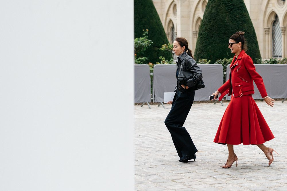 Paris Fashion Week - How to be Parisienne: de beste streetstyle looks van Paris Fashion Week
