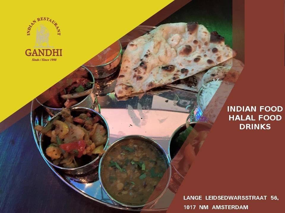 We Hope You Ve Got An Appetite Enjoy A Delicious Taste Of Leidseplein At Your Local Gandhileidseplein Restaurant Halal Recipes Food Delicious Vegetarian