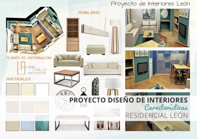 Proyecto dise o y decoraci n de interiores para for Diseno de interiores y decoracion