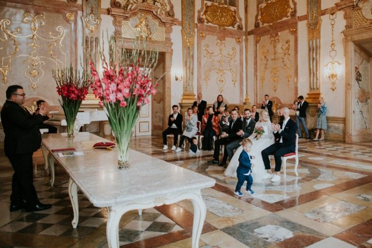 Hochzeit Lisa Und Florian Marmorsaal Mirabell Fair Grounds Grounds