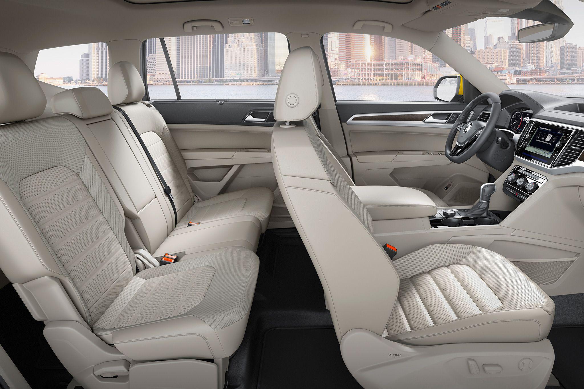 VW Atlas 2018 Luxury Design, Launching Rumors Volkswagen