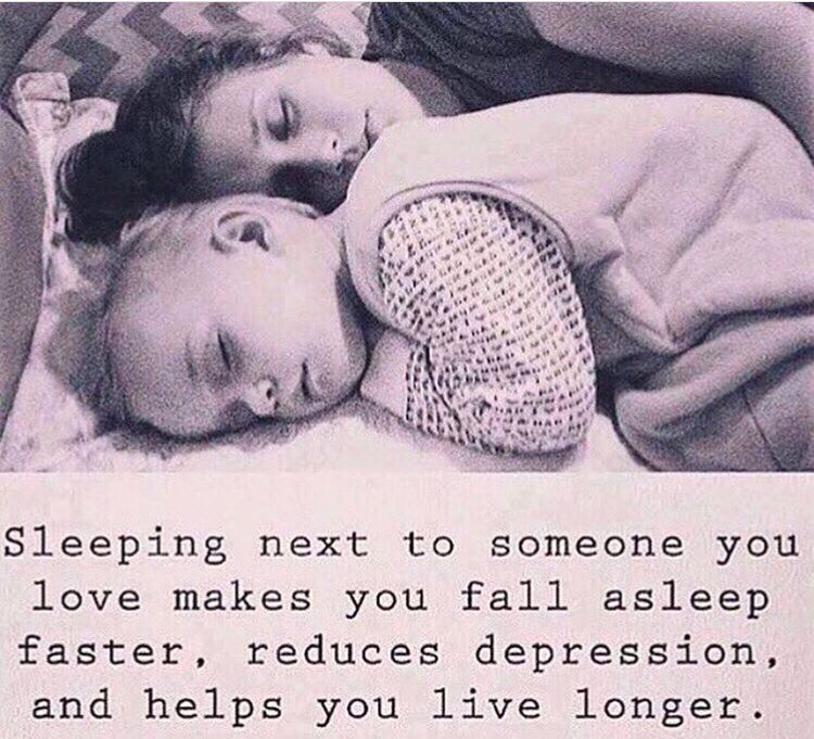 Why Your Baby Sleeps Restlessly alone but Peacefully & Happily When They're With You