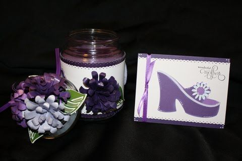 paisley candles - Google Search