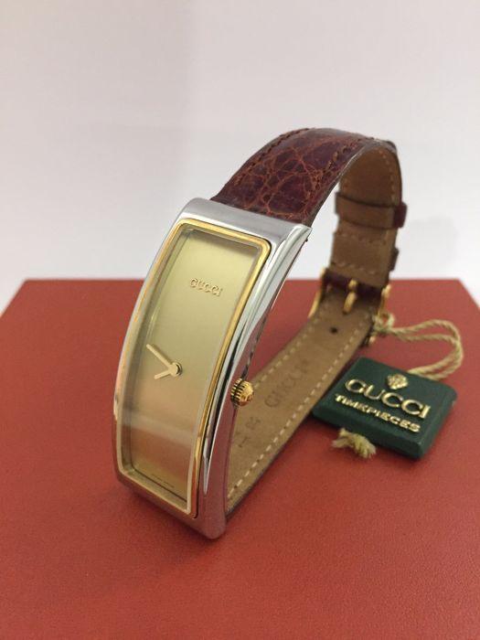 2e4af2472 Gucci 52000 M - Men's watch nooit gebruikt Merk: GucciModel: 52000 MQuartz  uurwerkRechthoekige kast
