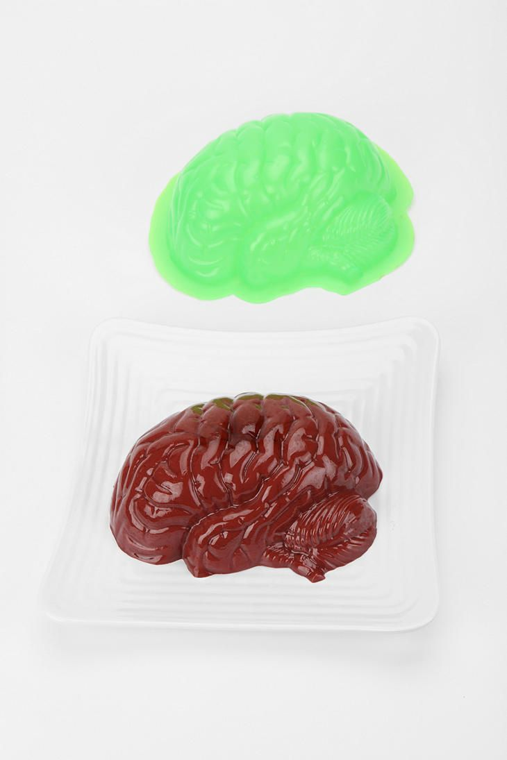 Zombie Brain Gelatin Mold #urbanoutfitters