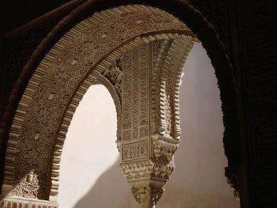 ARQUITETANDO IDEIAS: Arquitetando sabores e memórias em Granada