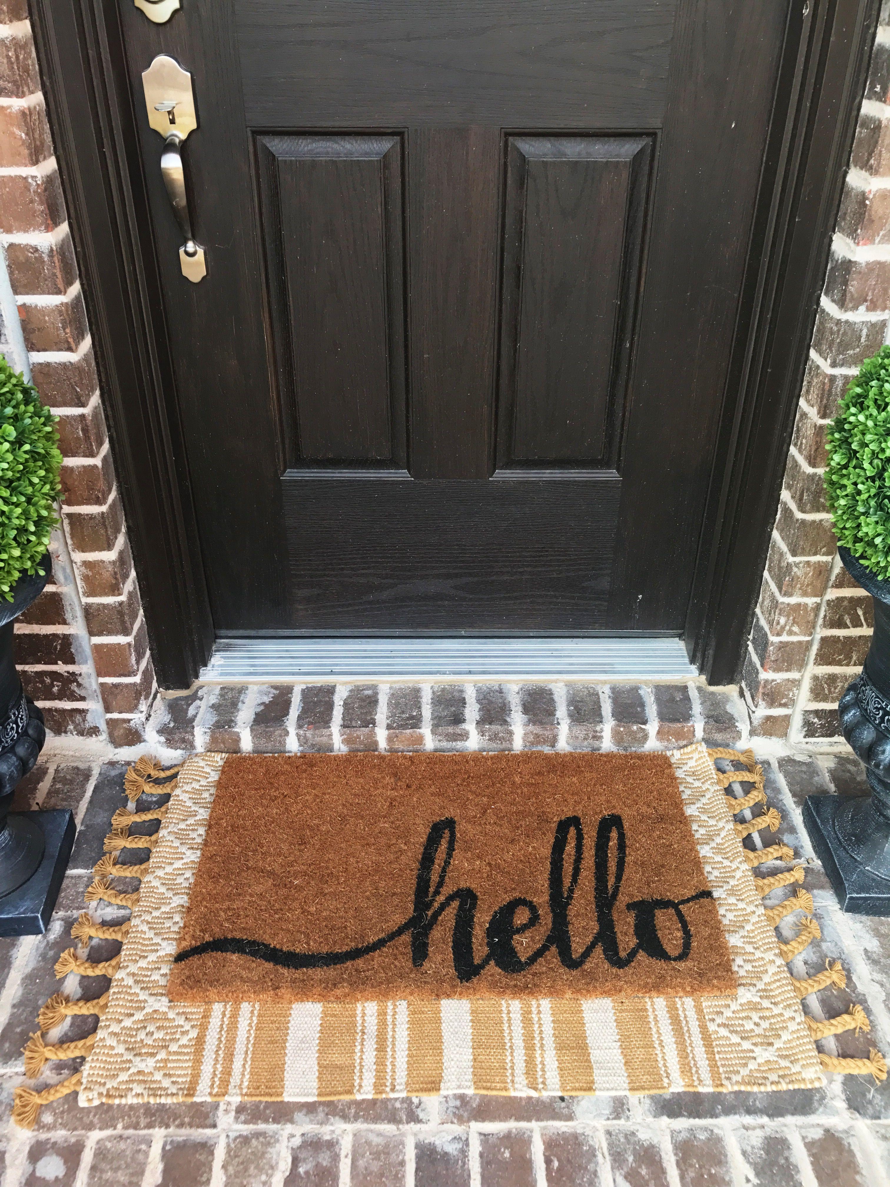 Front Door Rug