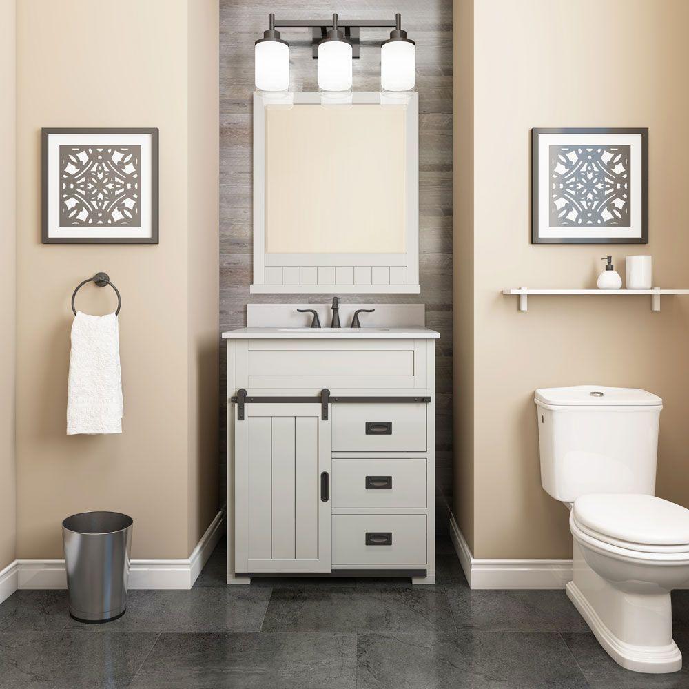Style Selections Morriston 30 In White Undermount Single Sink Bathroom Vanity With White Engineered Stone Top Lowes Com Bathroom Sink Vanity Single Sink Bathroom Vanity Small Bathroom Sink Cabinet
