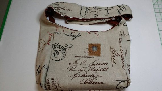 JW Ministry/Service cross body bag.  Custom made.  Luxurious linen blend.  Travel theme. Gorgeous! Tract and magazine holder.