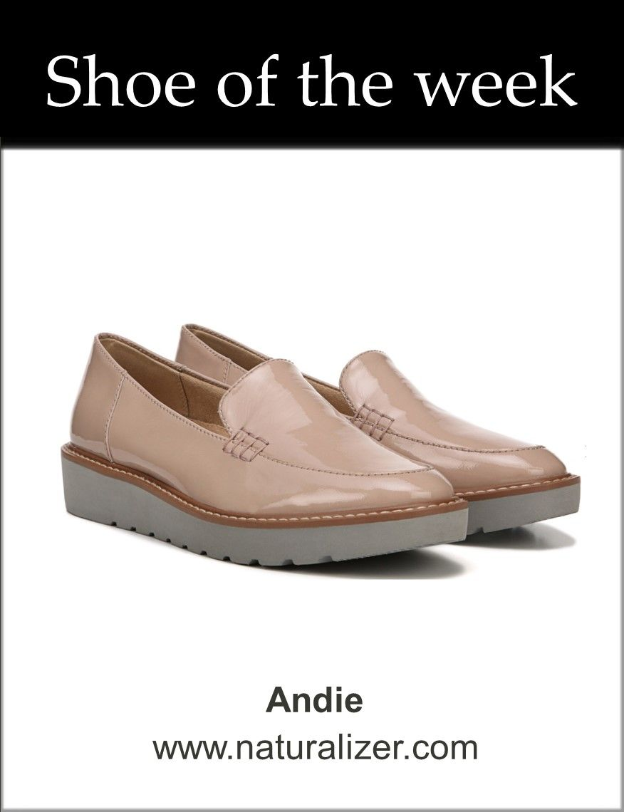 67d3838d94c Shoe of the Week  the Naturalizer Andie.