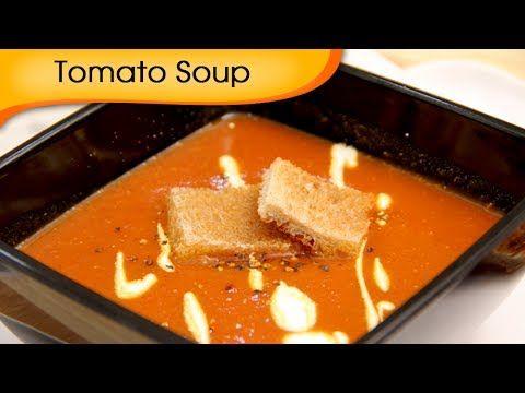 Tomato soup tamatar shorba recipe by ruchi bharani vegetarian tomato soup tamatar shorba recipe by ruchi bharani vegetarian hd youtube forumfinder Gallery