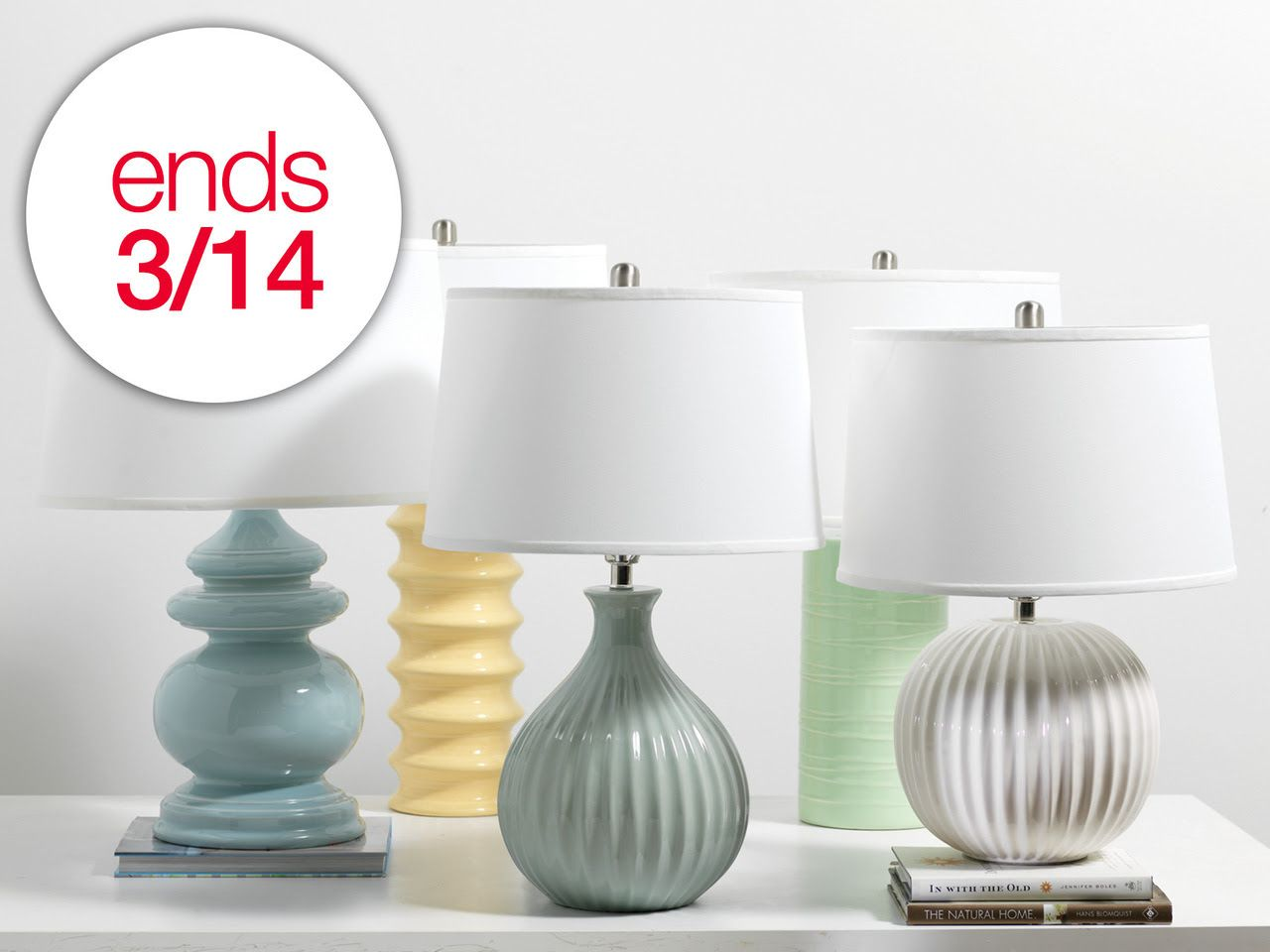 Perfect Boston Interiors | Spring Ahead + Save | Save 20% On All Lighting + Clocks