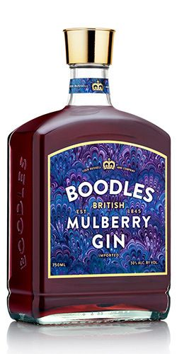 Holiday Gift Guide 2015 - Boodle Mulberry Gin // Distillerista