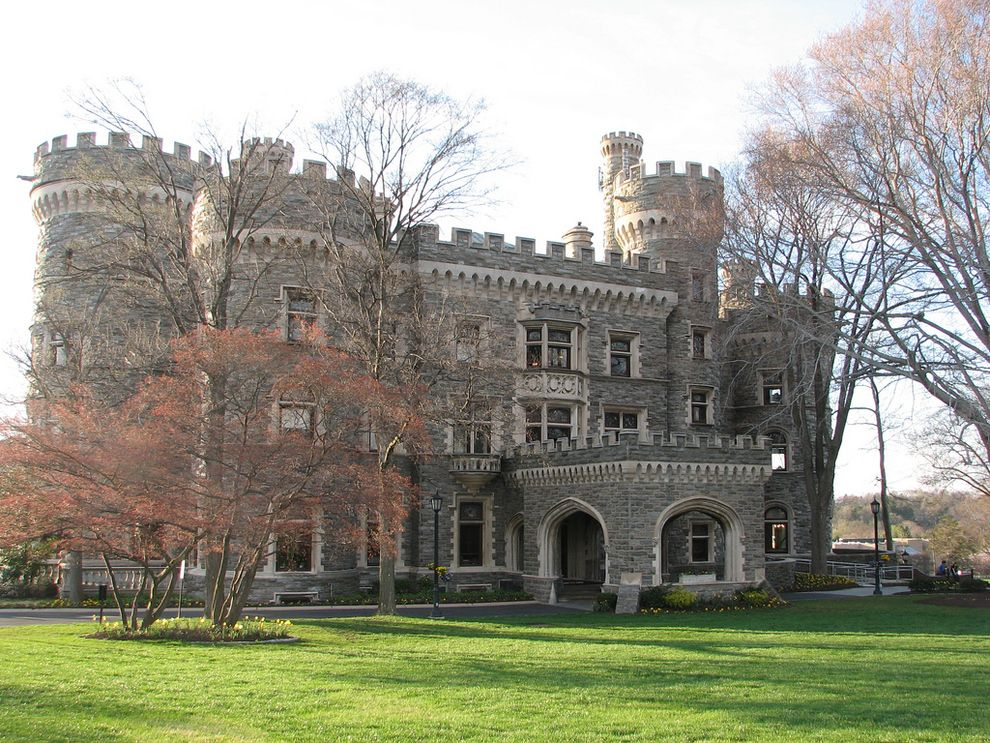 Grey Towers Castle Arcadia University Pennsylvania