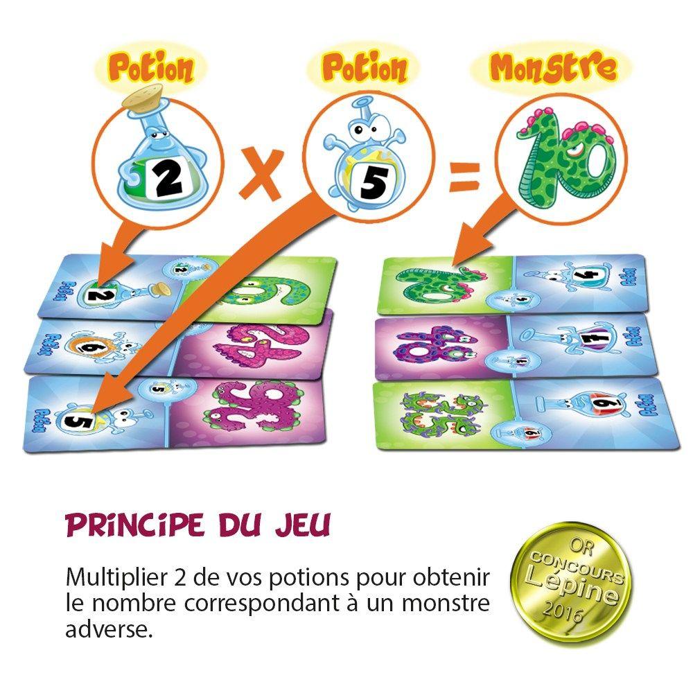 des jeux pour apprendre les tables de multiplication | ecole