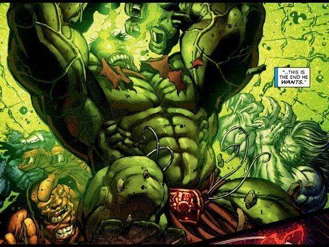 Hulk vs. Blue Marvel - Full Analysis   Hulk, Incredible ...
