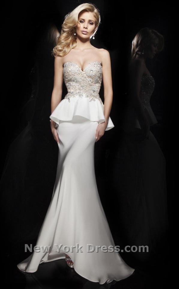 Tony Bowls Evening TBE21433 Dress - NewYorkDress.com   Glam Diva ...