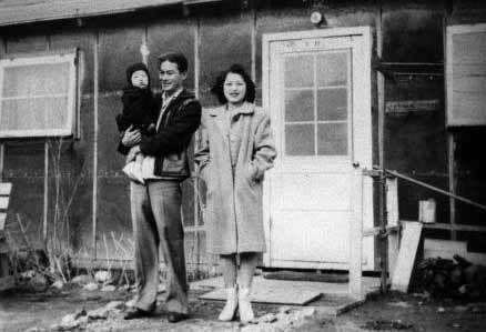 Website for Journey to Topaz Japanese internment studies