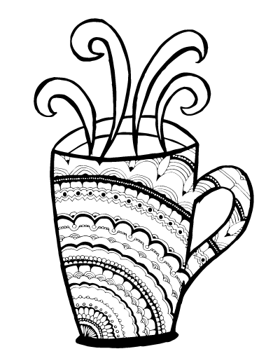 Cool Mandala Coloring Pages For Adults Para Colorear Pinterest