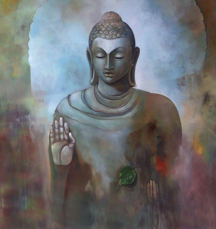 арт картинки будда бешено поднимают свой