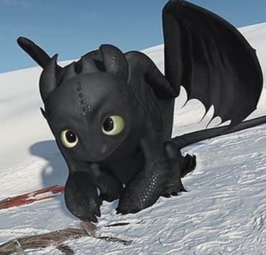 Toothless Being Soooooooo Cute By Reaper Man170203deviantart On DeviantART