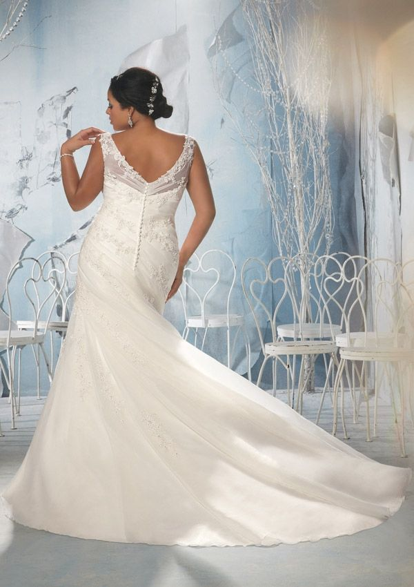Wedding Dress From Julietta By Mori Lee Style 3145 Beaded Alencon ...