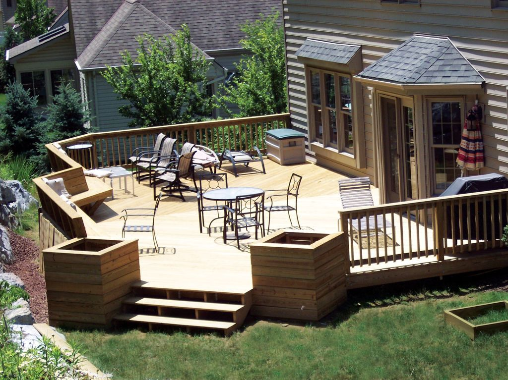 30 Best Small Deck Ideas Decorating Remodel Photos Decking